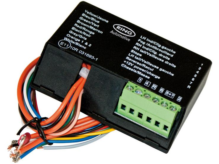 Ring 12N Smart Logic Bypass Relay