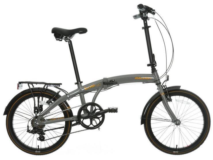 Raleigh Evo-2 Folding Bike