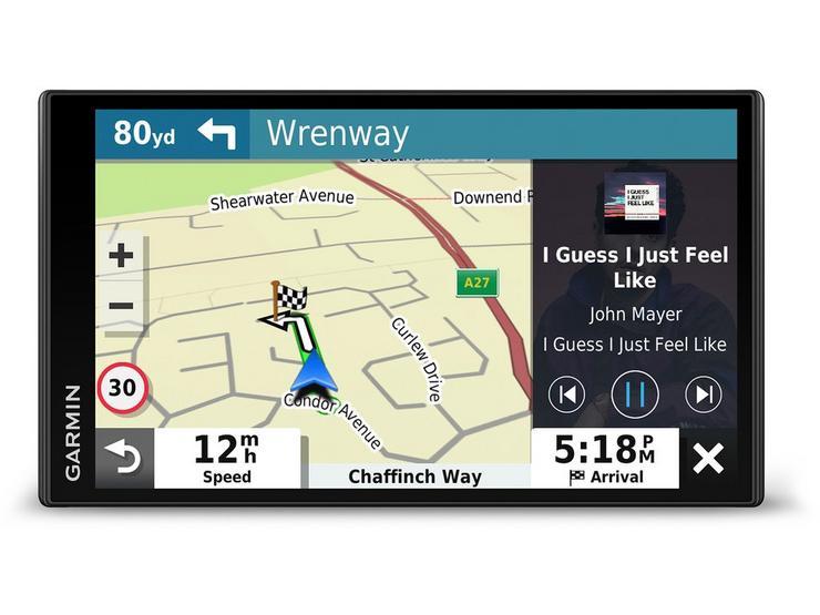 Garmin DriveSmart 65 with Amazon Alexa