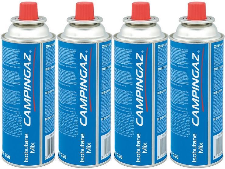 Campingaz CP250 (A4) Gas cartridge 4 Pack