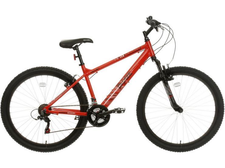 """Apollo Phaze Mens Mountain Bike- Red - 14"""", 17"""", 20"""" Frames"""