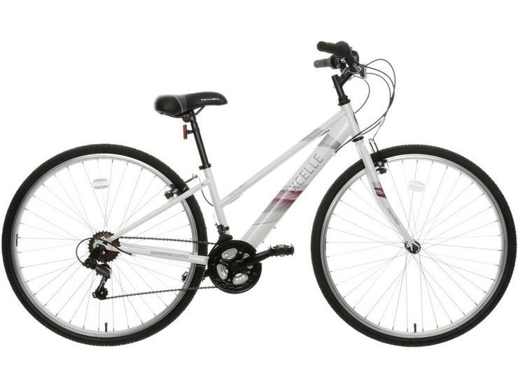 """Apollo Excelle Womens Hybrid Bike - 14"""", 17"""" Frames"""