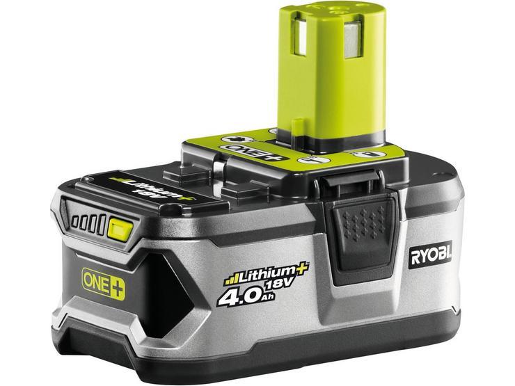 Ryobi 18V ONE+ 4.0Ah Battery