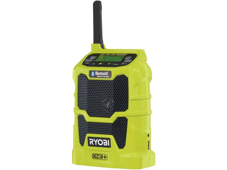 Ryobi 18V ONE+ Bluetooth Radio (Bare Tool)